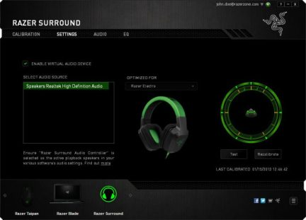 Razer Surround promo Code