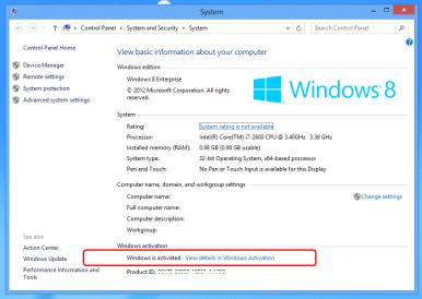 Windows 8 Loader