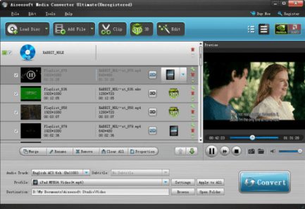 Aiseesoft Total Video Converter Free Download