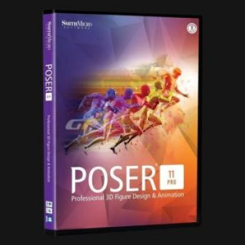 Smith Micro Poser Pro 2020 Crack + License key Free Download