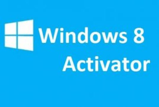 Windows 8 Activator Crack And Serial Code