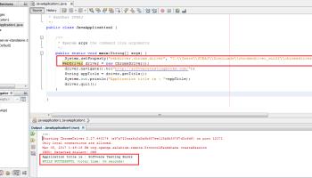 Basic Login Script using Selenium Webdriver | Selenium