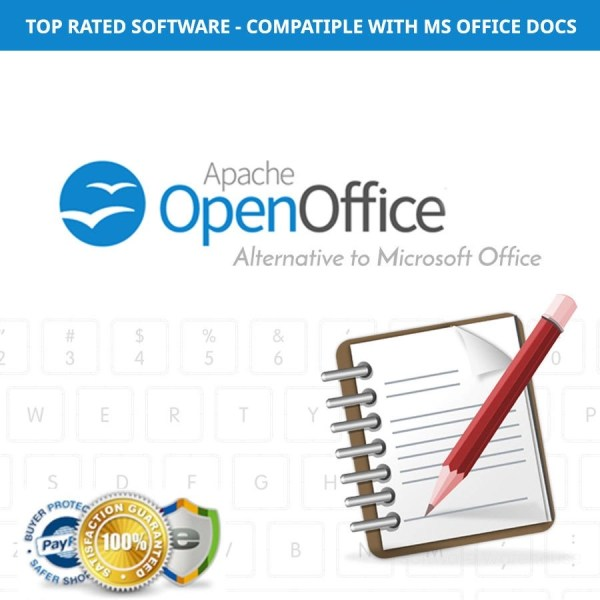 OpenOffice for Windows and Mac