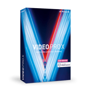 MAGIX Video Pro X12 v18.0.1.77 Crack with Serial Key Free Download