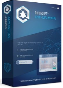 GridinSoft Anti-Malware Crack 4.1.58 Keygen & Activation Code Download