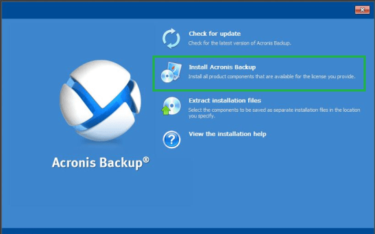 Acronis Backup Advanced 12.5.8850 crack + Recovery Free Download