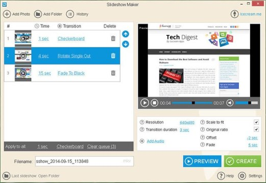 IceCream Slideshow Maker 3.02 Crack + Activation Key Free Download