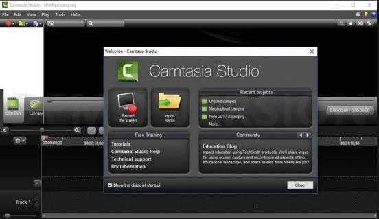 Camtasia Studio 9.1.2 Crack + Activation Key Free Download
