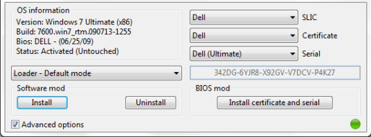Windows 7 Loader 2.2.2 Activator by DAZ Free Latest Download