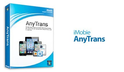 iMObie AnyTrans 6.3.5 Crack + License Code Setup Free Download