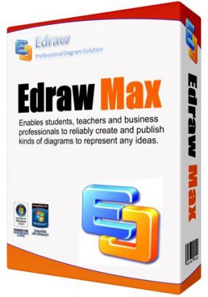 Edraw Max 9.2 Crack + Keygen Key Free Download Latest