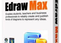 Edraw Max 9.2 Crack + Keygen Key Free Download Latest