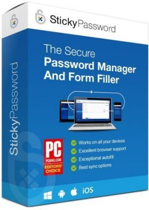 Sticky Password 8 Premium Crack + Serial Key Free Download