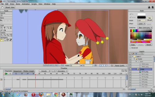 Anime Studio Pro 11 Full Version Crack + Keygen Key Free Download
