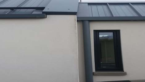Monocouche Render cleaning in Scotland