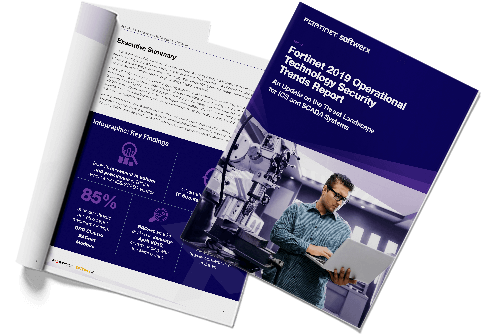 Preview of Fortinet 2019 Operational Technology Security Trends Report