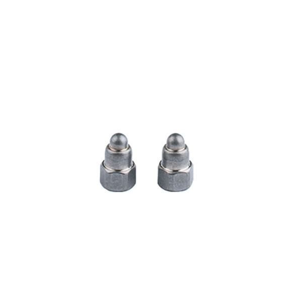 MICRO TITANIUM CONTACT POINTS 3/8
