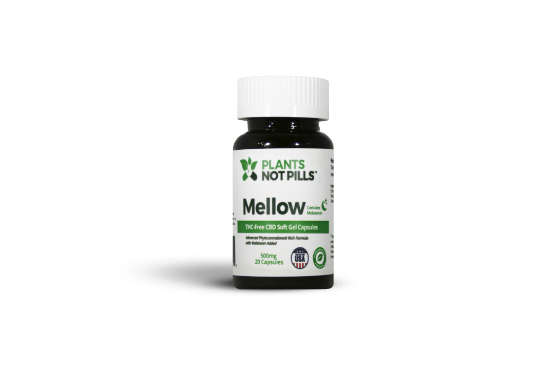 Mellow for Humans 20 count