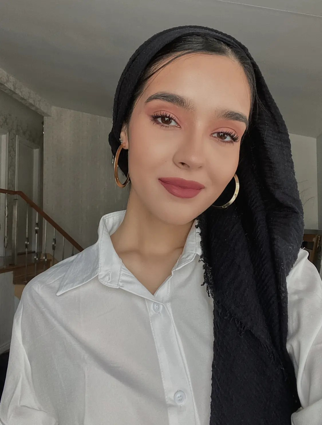 Valentines day makeup day look