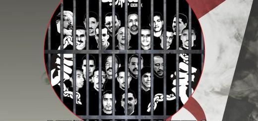 libertad para los presos políticos del Gdeim Izik