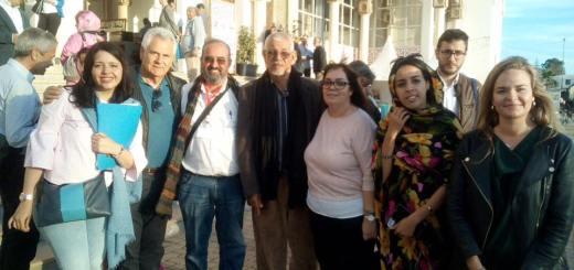 Representación de SOGAPS en Rabat (Marruecos)