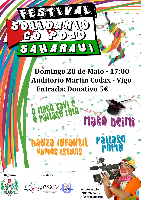 Festival Solidario en Vigo