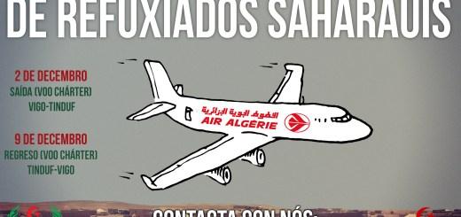 Viaje a los campamentos de refugiados saharauis