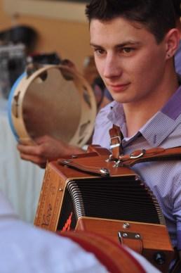 Organetto e tamburo   Moresco   2012