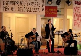 Musica Popolare - Proteste crisi economica Roal Castelfidardo (17)