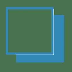 verre trempe carre a coins arrondis 1100 x 1100