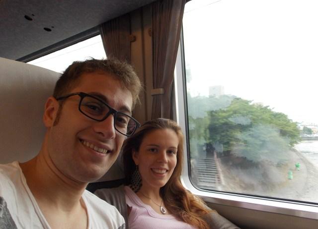 Treni giapponesi