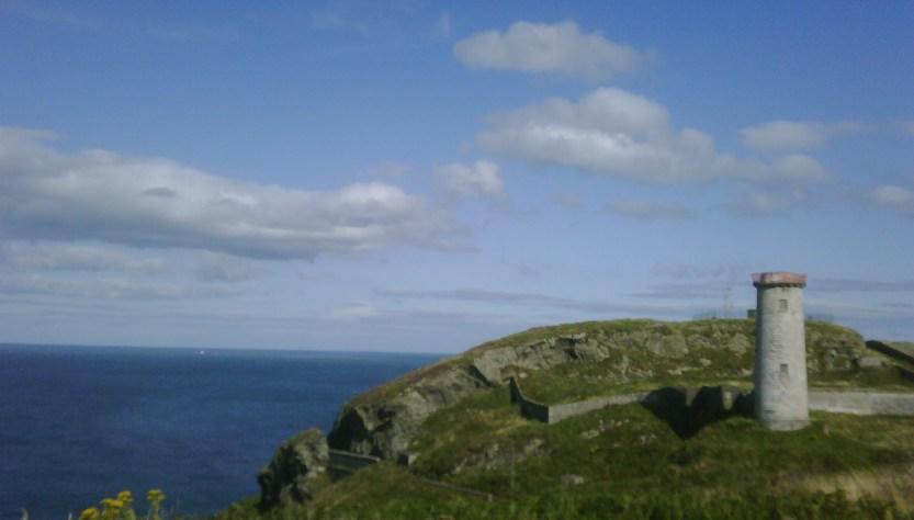 Camping sulla spiaggia a Wicklow: quando una vacanza studio si trasforma in un'avventura
