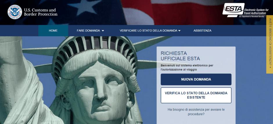 ESTA - tutto quello che dovete sapere per entrare da turisti negli USA
