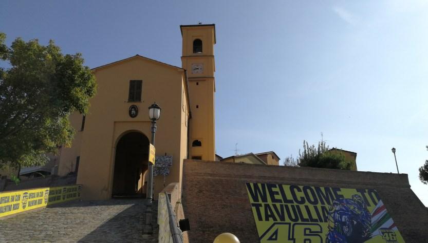 Tavullia Valentino Rossi