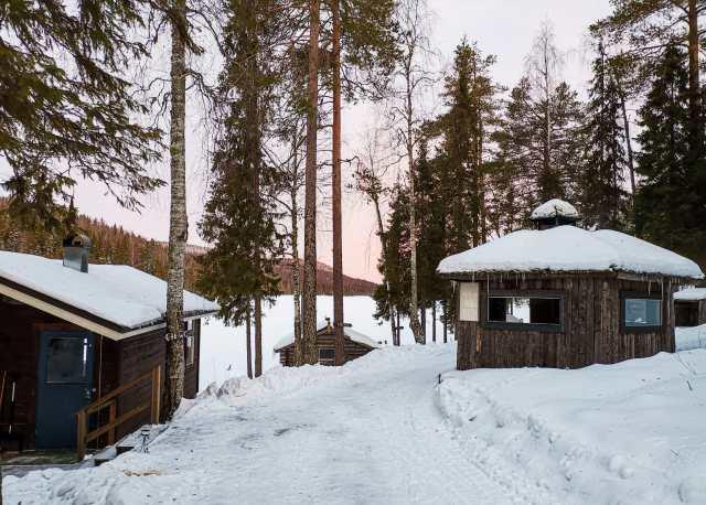 Naarajarvi Wilderness Camp
