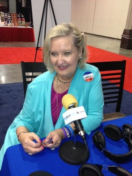 NQC 2012 Ann Downing