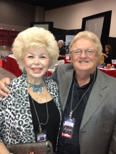 NQC 2012 Legendary Willie Wynn and wife Sandy