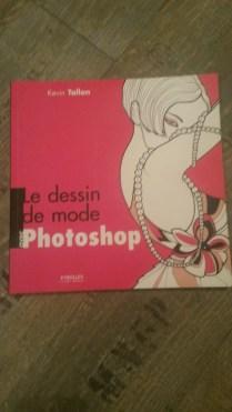 Livre Le dessin de mode avec Photoshop