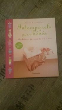 Livre Intemporels pour bébé 0-3 ans