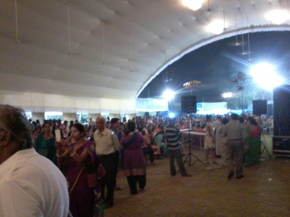 Durga Pujo 2014 @ Jamshedpur - Maha Saptami (5/5)