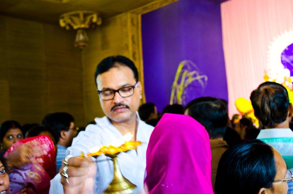 Durga Pujo 2014 @ Jamshedpur - Maha Ashtami (4/6)