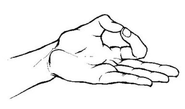 Đặt ngón tay ở các tư thế này và bạn sẽ không tin vào những gì xảy ra sau đó đâu - Ảnh 1.