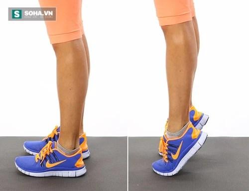 Kiễng gót chân: Bài tập mang lại 10 tác dụng chữa bệnh hiệu quả - Ảnh 3.