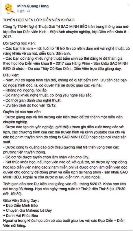 Hà Anh: Đừng để Minh Béo dùng mác nghệ sỹ tiếp cận công chúng! - Ảnh 1.