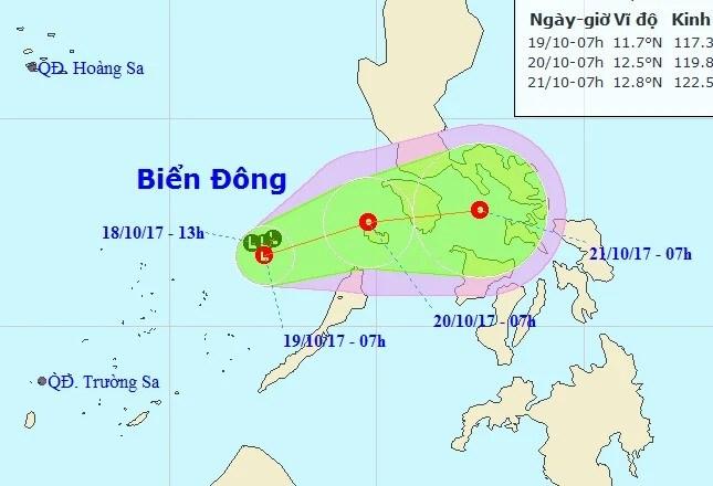 Siêu bão Lan khuấy đảo biển Thái Bình Dương sẽ tác động tới Việt Nam như thế nào? - Ảnh 4.