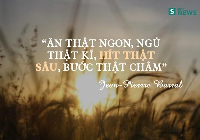 [Quotes] Triết lý sức khỏe sâu sắc đừng bao giờ quên (3) - Ảnh 4.