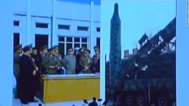 Những hình ảnh hiếm chưa từng công bố trong chương trình tên lửa của Triều Tiên  - Ảnh 2.