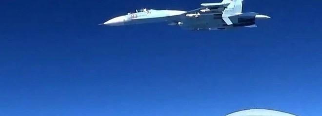 Nguy hiểm nhất thế giới: Su-27 và con số 7 có thể thổi bùng chiến tranh Nga-NATO - Ảnh 1.