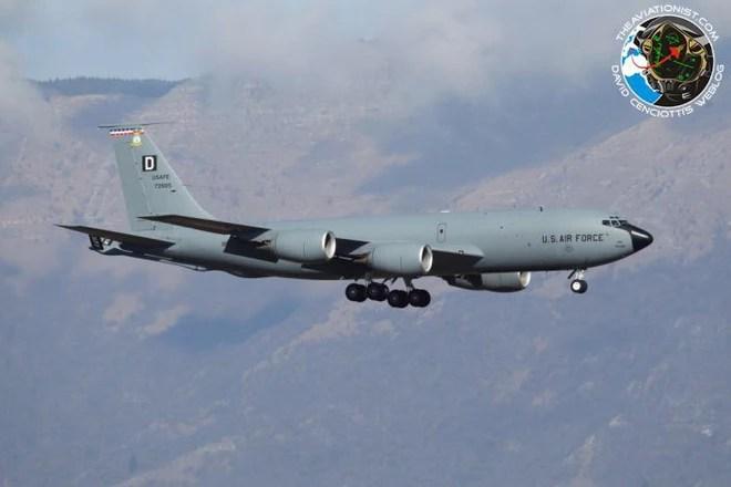 Lộ diện chiến đấu cơ Mỹ sẵn sàng nhả đạn nếu máy bay Nga phản kích vụ tấn công Syria - Ảnh 3.