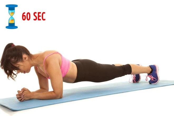 Xấu hổ vì bụng tích đầy mỡ: Đừng bỏ qua bài tập đánh tan mỡ bụng hiệu quả ngay tại nhà - Ảnh 5.